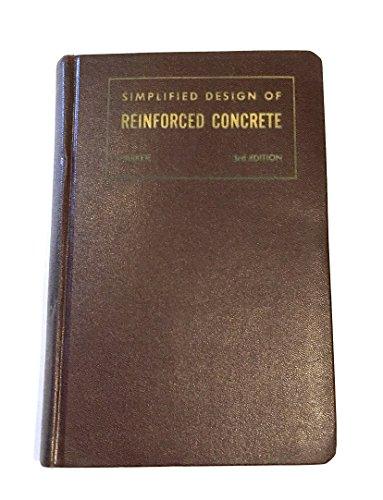 Simplified Design of Reinforced Concrete: Parker, Harry