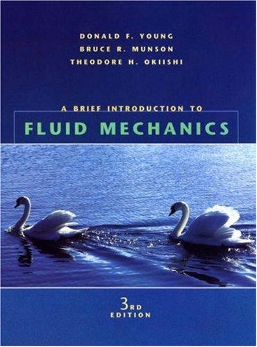 9780471660774: A Brief Introduction to Fluid Mechanics