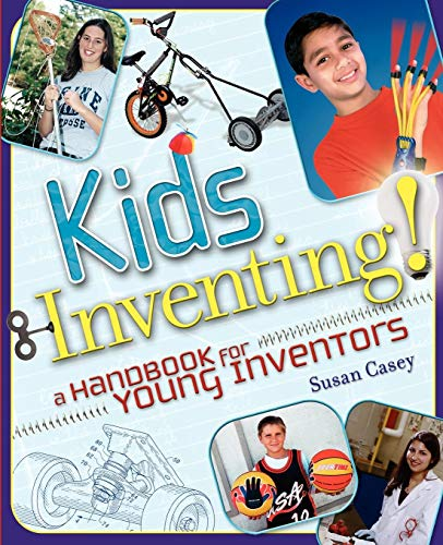 9780471660866: Kids Inventing!: A Handbook for Young Inventors