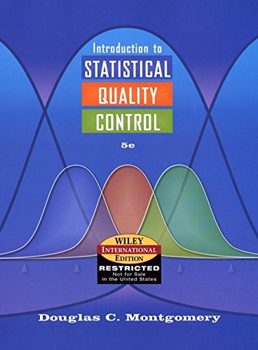 9780471661221: Introduction to Statistical Quality Control