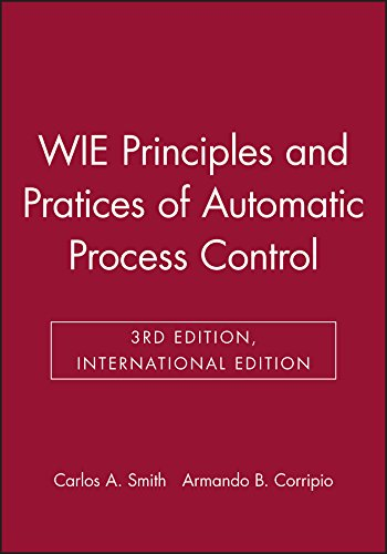 Principles and Pratices of Automatic Process Control: Smith, Carlos A.;