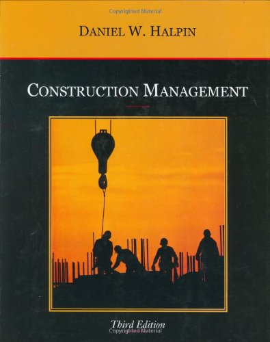 9780471661733: Construction Management