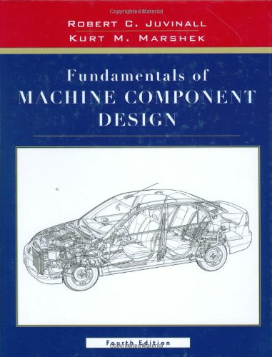 9780471661771: Fundamentals Of Machine Component Design