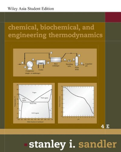 9780471661818: Chemical and Engineering Thermodynamics