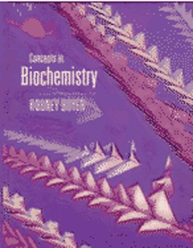 9780471661832: Concepts in Biochemistry: WITH Interactive Concepts in Biochemistry CD-ROM