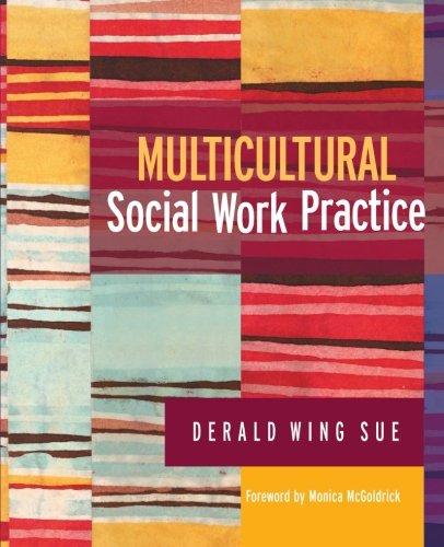 9780471662525: Multicultural Social Work Practice