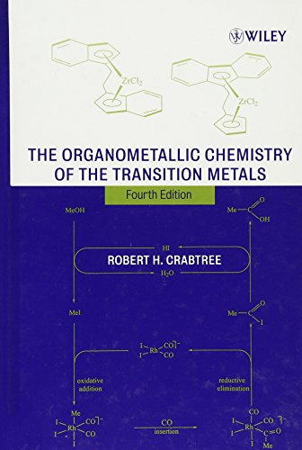 9780471662563: The Organometallic Chemistry of the Transition Metals, 4th Edition