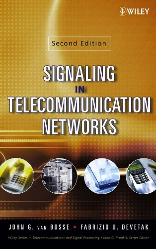 9780471662884: Signaling in Telecommunication Networks