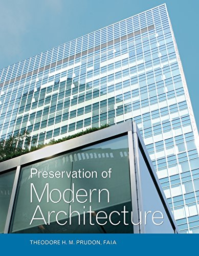 9780471662945: Preservation of Modern Architecture