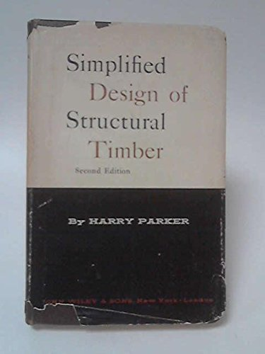 9780471666295: Simplified Design of Structural Timber