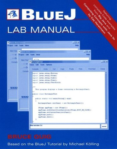 9780471666615: BlueJ Lab Manual