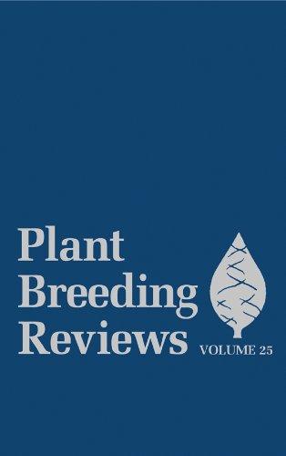 9780471666936: Plant Breeding Reviews (v. 25)