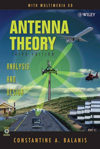 9780471667827: Antenna Theory: Analysis and Design, 3rd Edition