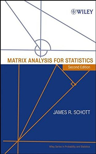 9780471669838: Matrix Analysis for Statistics