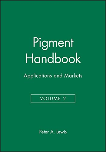 9780471671244: Pigment Handbook. Volume 2: Applications and Markets, 1st ed. (Pigment Handbook)