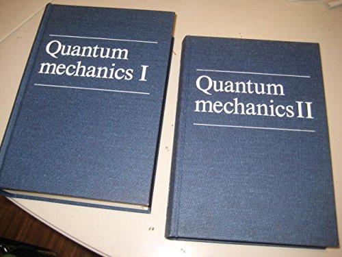 9780471673422: Quantum Mechanics V 1