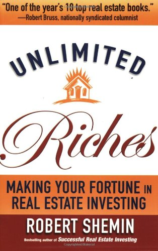 UNLIMITED RICHES : MAKING YOUR FORTUNE I