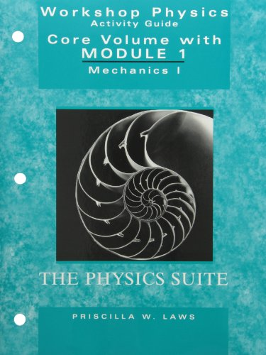 9780471675631: Workshop Physics: WITH Mechanics Modules 1-4