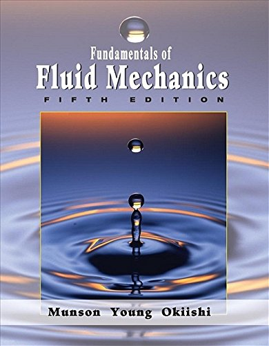 9780471675822: Fundamentals of Fluid Mechanics