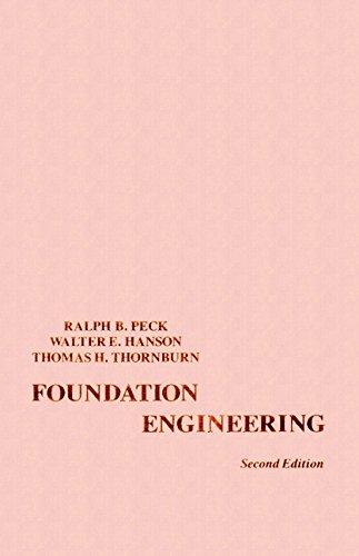 9780471675853: Foundation Engineering