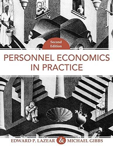 9780471675921: Personnel Economics in Practice