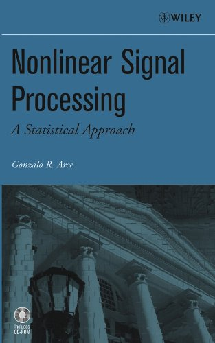 9780471676249: Nonlinear Signal Processing: A Statistical Approach (Electrical & Electronics Engr)
