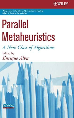 9780471678069: Parallel Metaheuristics: A New Class of Algorithms