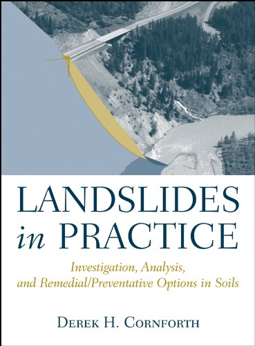 9780471678168: Landslides in Practice: Investigation, Analysis, and Remedial/Preventative Options in Soils