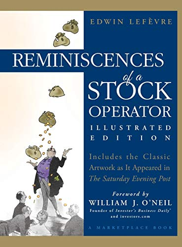 Stock image for Reminiscences of a Stock Operator for sale by Pia Vonarburg