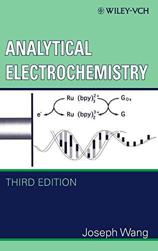 9780471678793: Analytical Electrochemistry