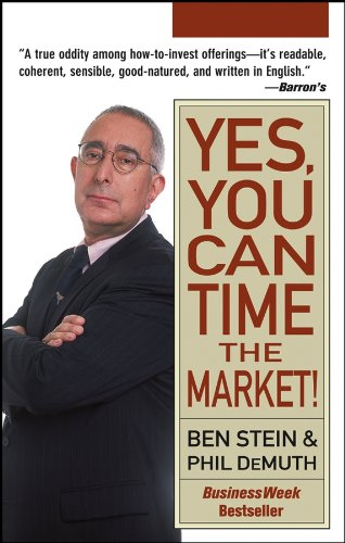 9780471679264: Yes, You Can Time the Market!