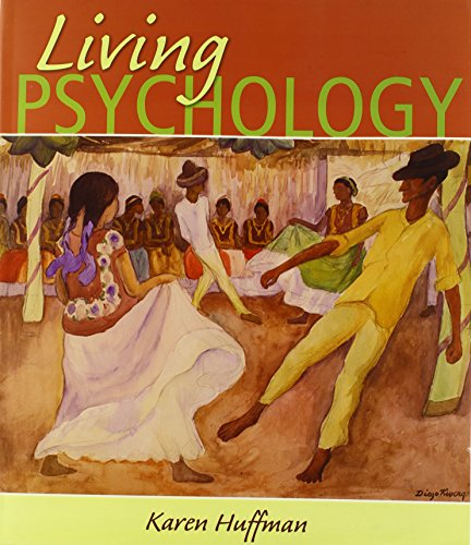 9780471679387: Living Psychology