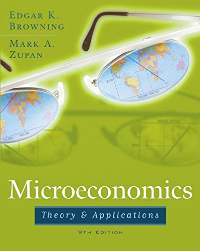 9780471679431: Microeconomics: Theory and Applications