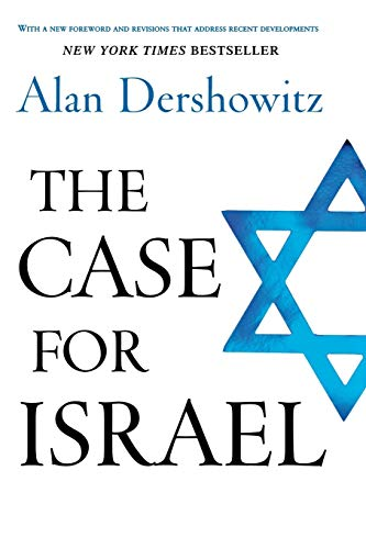 The Case for Israel (0471679526) by Alan Dershowitz