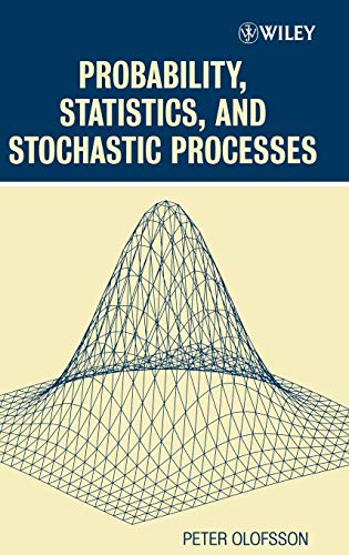 9780471679691: Probability, Statistics, and Stochastic Processes