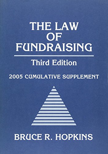 The Law Fo Fundraising 3/Ed