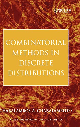 9780471680277: Combinatorial Methods in Discrete Distributions