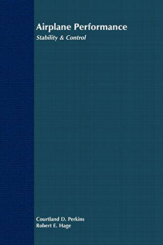 9780471680468: Airplane Performance Stability and Control