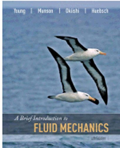 9780471680888: Brief Introduction to Fluid Mechanics