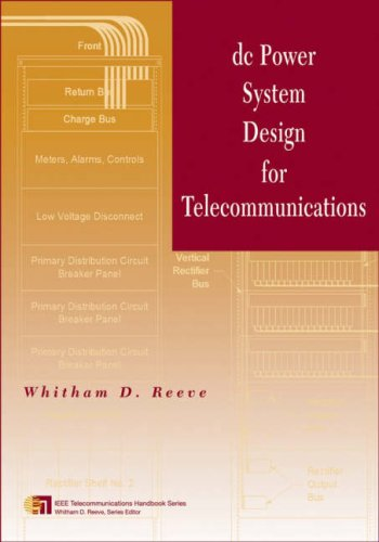 9780471681618: DC Power System Design for Telecommunications (IEEE Telecommunications Handbook Series)
