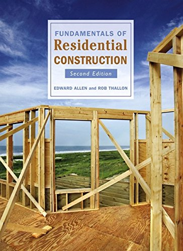 9780471681793: Fundamentals of Residential Construction