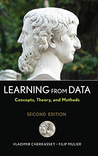 9780471681823: Learning from Data: Concepts, Theory, and Methods