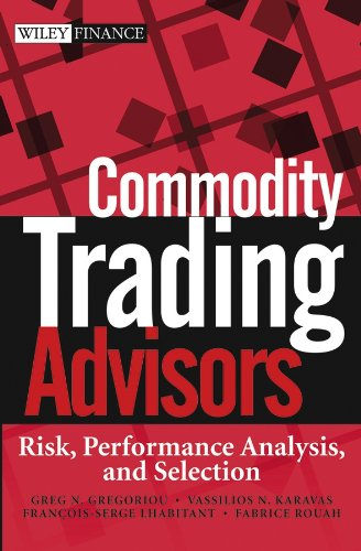 9780471681946: Commodity Trading Advisors: Risk, Performance Analysis, And Selection