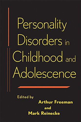 9780471683049: Personality Disorders in Childhood and Adolescence