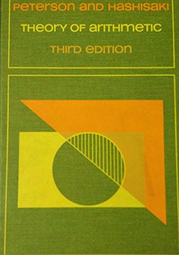 9780471683209: Theory of Arithmetic
