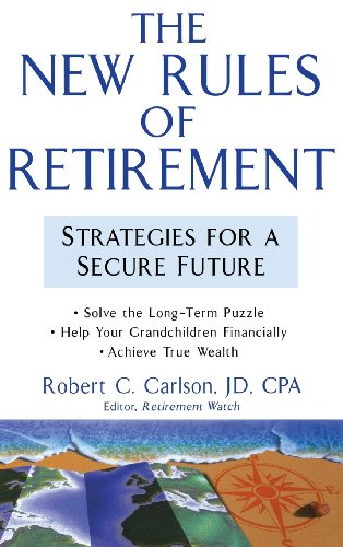 9780471683469: The New Rules of Retirement: Strategies for a Secure Future