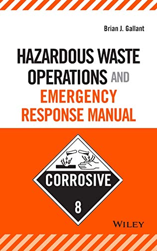 9780471684008: Hazardous Waste Operations and Emergency Response Manual