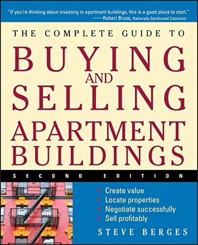 9780471684053: The Complete Guide to Buying and Selling Apartment Buildings