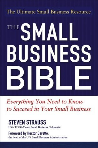 9780471684312: The Small Business Bible: Everything You Need To Know To Succeed In Your Small Business