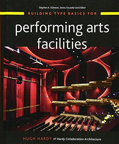 9780471684381: Building Type Basics for Performing Arts Facilities